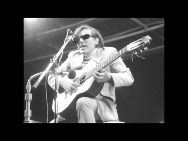Jose Feliciano Felicidade Manha de Carnaval Samba de Orfeu Live 1970