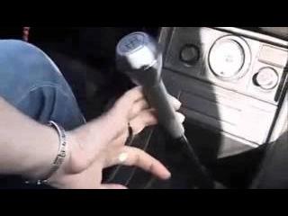 Трюки нашых автошек лада 2107 azeri