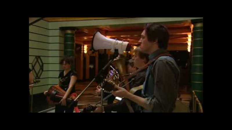 Arcade Fire The Guns Of Brixton The Clash Cover The Culture Show Session 2007