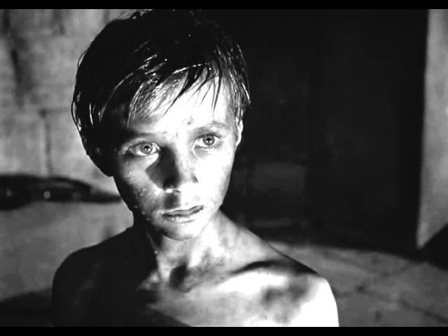Иваново детство, фильм, 1962 год.
