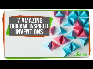 7 Amazing Origami-Inspired Inventions