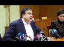 Каша во рту у Саакашвили в Сети не смогли разобрать речь губернатора