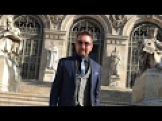 Супер Директор Фанис Джураев - Презентация компании Questra World AGAM - 10.02.2017