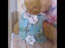 Teddy bear Mirabel 12cm looking for home 😍 Тедди мишка Мирабэль ищет дом теддимишка teddybear