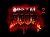Brutal Doom  Jenesis Wad - Прохождение и комментарии #2 (Black Metal)