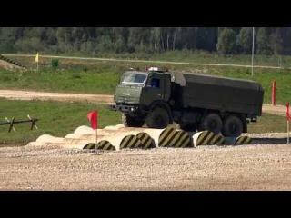 Закрытый показ на форуме Армия-2016, Полигон Алабино, Часть 2 - Заглохший беспилотный камаз