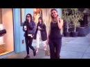ДОМ 2 НОВОСТИ Виктория Боня Немного видео со съёмок в Лос-Анджелесе