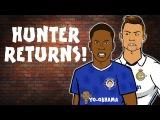 FIFA 18: ОХОТНИК АЛЕКСА ХАНТЕРА ВОЗВРАЩАЕТСЯ! («Пародия официального комика»)