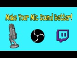 How to Make Your Blue Yeti Sound Better for Streaming!