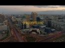 Aerial Astana, Kazakhstan 4K drone video (UHD)