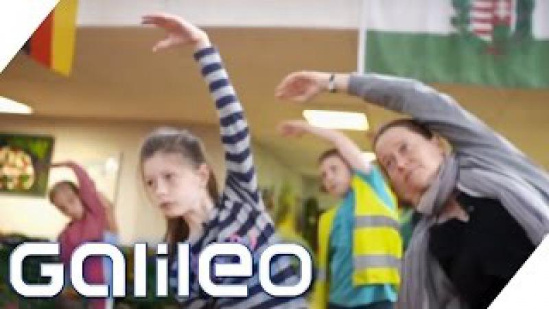 Was passiert in der besten Schule Deutschlands Galileo Lunch Break