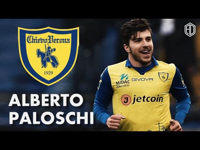 Alberto Paloschi ● Goals, Skills Assists ● Chievo Verona ● 2015/16 ● HD
