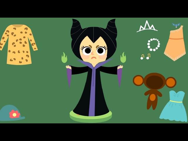 Мультики для детей - Машины одежки - Маскарад (13 серия)