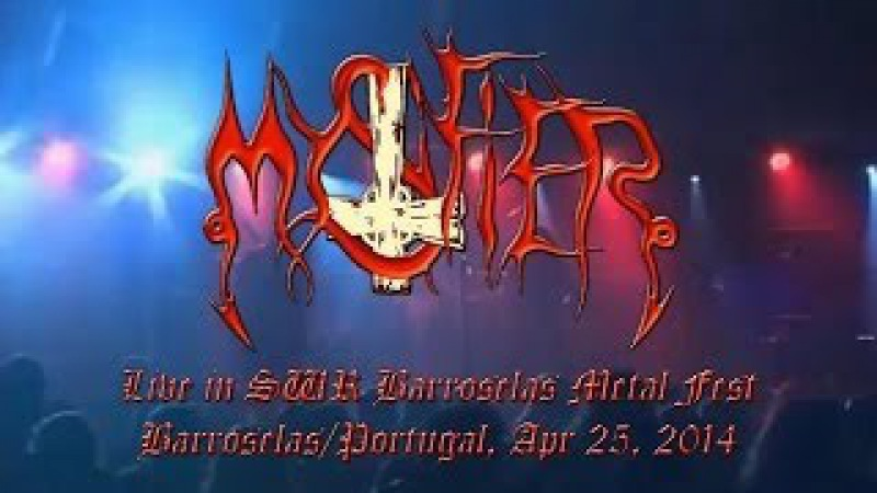 Mystifier - Show Completo (Live in SWR Barroselas Metalfest XVII, Portugal, 25 Abril 2014)