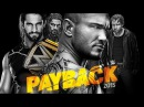 WWE Payback 2015 Highlights HD
