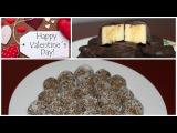 Простые и быстрые десерты к 14 февраля
