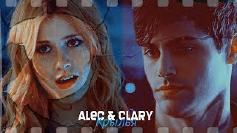 [Сумеречные Охотники/Shadowhunters]►Alec Clary _ Крылья [AU]