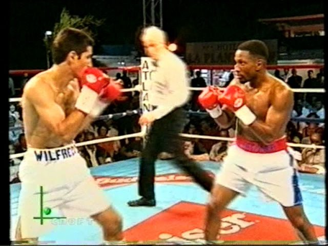 Pernell Whitaker vs Wilfredo Rivera 1(Вл.Гендлин ст)Пернелл Уитакер-Вильфредо Ривера