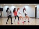 DALSHABET - FRI.SATN - mirrored dance practice video - 달샤벳 금토일 안무영상