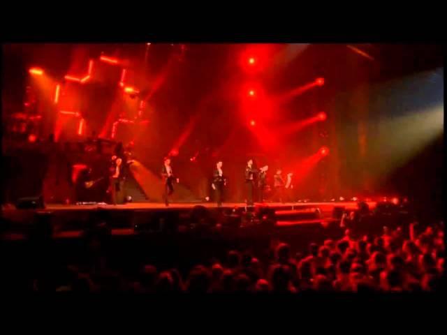 Avant que l'ombre - Mylène Farmer - Bercy 2006 - Los Vivancos