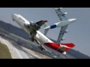 TOP 20 CROSSWIND LANDINGS - Dangerous landings in extreme wind conditions and storms