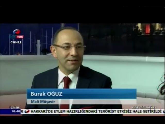 Ege Türk Tv (7.7.2017) Kırsal Kalkınma Destekleri