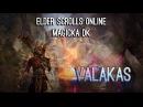 Magicka Dragonknight Build Valakas PvE - Homestead ESO