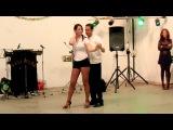 Превосходный танец бачата в исполнении Мануэля и Розы!