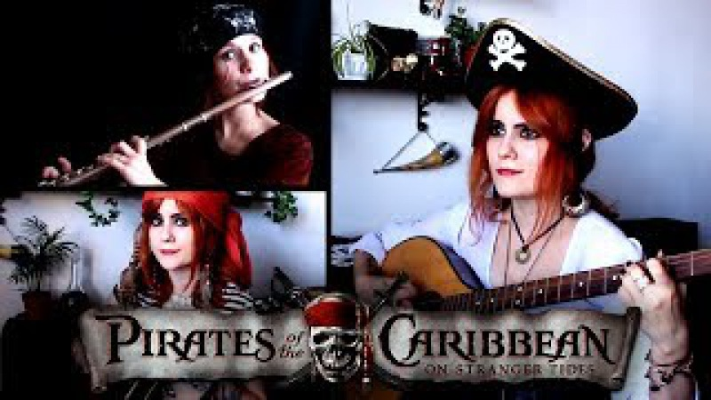 Pirates of the Caribbean - Up is Down (Gingertail Cover)
