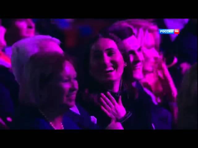 Николай Басков и Натали Николай Шоу В Юдашкина, 08 03 14