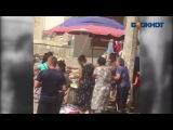 Пять цыганок избили беременную женщину на рынке в Волгограде