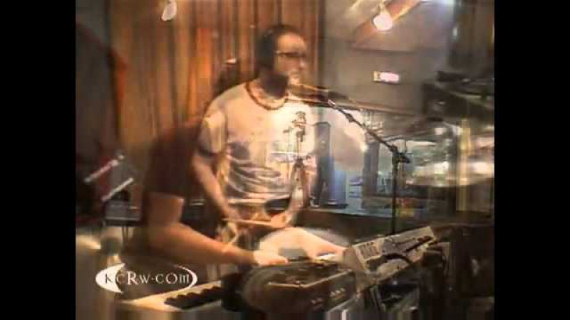 M83 - Skin of the Night (Live On KCRW)