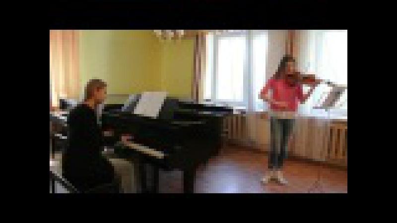 Король и Шут Кукла Колдуна кавер на скрипке и пианино