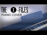 X-Files Theme Piano Cover