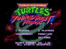Teenage Mutant Hero Turtles Tournament Fighters Sega Mega Drive / Genesis / Longplay
