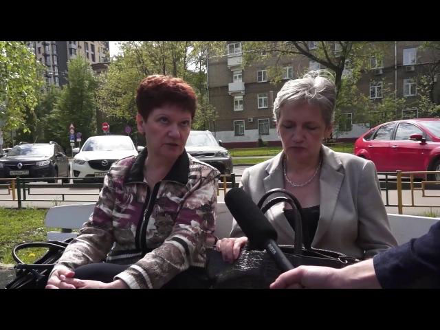 Настоящее мнение москвичей о реновации. Люди в зонах реновации