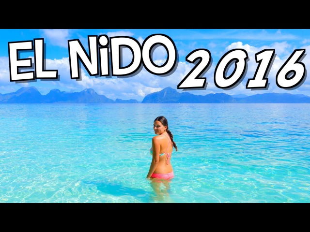 Arriving In EL NIDO PALAWAN 2016 [4K Resolution]