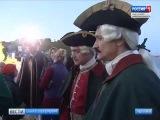 В Кронштадте закончились съёмки исторического фильма режиссёра Дмитрия Суворова