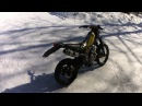 Yamaha Tricker XG 250 winter