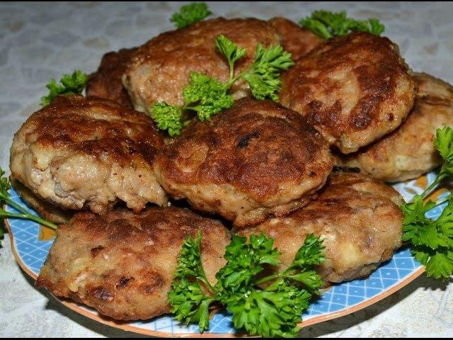 Как приготовить Мясные котлеты рецепт от повара » Freewka.com - Смотреть онлайн в хорощем качестве