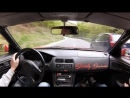 Nissan 200sx S14a-S13 drifts (tandem) on streets and nьrburgring