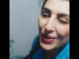 девушка поет песню на лезгинском языке