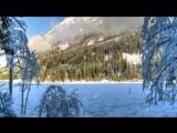 Очень красивая зимняя мелодия