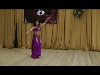 Superb Hot Arabic Belly Dance Natalia Bondaruk 7176