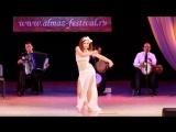 Diana Ra - BALADI IMPROVISATION (1 Place) @ II Almaz Festival 2014 61
