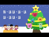 Shapes on the Christmas Tree Song Lyrics - Christmas Tree Songs for Kids - Christmas Carols
