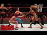 [WWE QTV]Мандей Найт[Raw]☆[Alexa Bliss Alicia Fox Emma Nia Jax vs Bayley Dana Brooke Mickie James Sasha Banks]☆[1 May 2017]720]