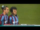 Трабзонспор – Кызылджаболукспор – 5:0. Кубок Турции 2016/17. 3 тур.