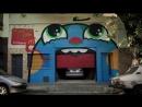 McDonald's превратил уличные гаражи в голодные произведения искусства