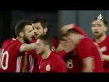 Товарищеский матч Грузия - Латвия 50 обзор 28.03.2017 HD